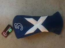 Scotland Deluxe Leatherette Golf Number 3 Wood Headcover