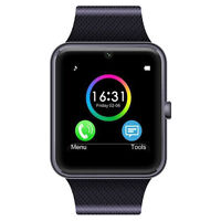 Fitness Activity Tracker Touch Screen Smart Watch with Camera for iPhone XS MAX