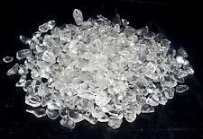 BERGKRISTALL CHIPS Trommelsteinchen Ladesteine  100 g