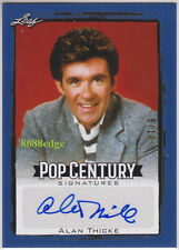 """2017 POP CENTURY AUTO: ALAN THICKE #8/10 AUTOGRAPH """"GROWING PAINS"""" HALL OF FAME"""