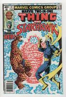 MARVEL TWO-IN-ONE no. 61 1st appearance HER Fine 6.0