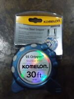 30' stainless steel tape measures part# 416-SS130