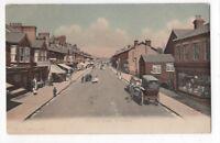 Victoria Road Woolston Hampshire 1335 FGO Stuart 1909 Postcard 953b