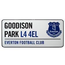 Everton FC Official Goodison Sign Large