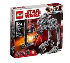 !!!NEW!!! Lego Star Wars First Order AT-ST - 75201 - Free Shipping!!!