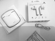 Twins Wireless Bluetooth Earphone Headphone Stereo Earbuds For iPhone X 7 8 Plus