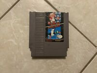 Super Mario Bros./Duck Hunt Nintendo nes cleaned and tested works great!