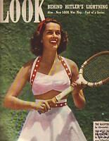 1940 LOOK July 2-Bette Davis;Balkans;Joe Louis; Dodgers