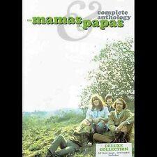 The Mamas & The Papas, Complete Anthology, Excellent Box set, Import