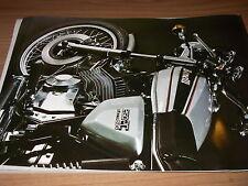 (benelli ) 250 2C elettronica  (prospekt folder catalogo depliant) ANNI '70/'80