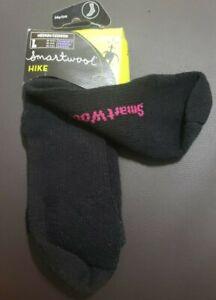 Smartwool Womens Hike Medium Cushion Merino Wool Crew Socks, large 10-12.5