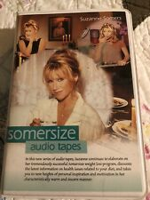 "Suzanne Somers ""Somersize"" audio tapes"