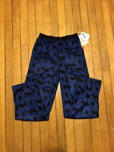 New Boys Pajamas Lounge Pants Boys XL 18//20 DINOSAURS Sleep Bottom Jurassic Park