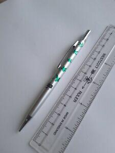 Vtg nos metal Newman 0.5 mechanical pencil - Japan