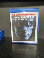 Terminator 3: Rise of the Machines (Blu-ray Disc, 2008)