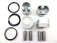 Upgraded Piston/Premium Ring Kit (Std) 01-05 1.7L HONDA Civic EX HX LX DX  D17A