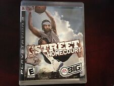 NBA Street: Homecourt (Sony PlayStation 3, 2007)