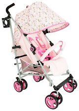 My Babiie Pink Unicorn Lightweight Stroller Pushchair Baby Girl Buggy Pram