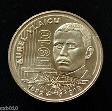 Romania 50 Bani 2010. km259. UNC. European commemorative coins.