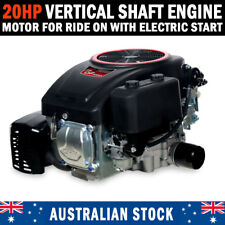 20HP Vertical Shaft Petrol Engine Ride On Mower Motor With Electric Start