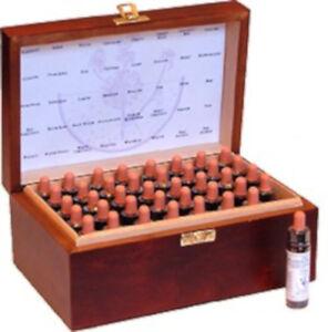 Nelsons Original Bach™Flower Remedies Box set 40x10ml  + beautiful wooden box
