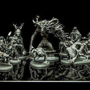 Bloodborne CORE Monster LOT Figures Minis Board Game CMON Kickstarter Exclusive