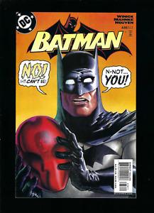 Batman #638 DC Comics 2005 Red Hood Revealed as Jason Todd VF/NM 🎃🔑