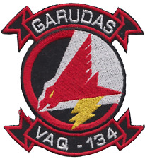 US Navy VAQ-134 Electronic Attack Squadron 134 Embroidered Patch ** LAST FEW **