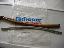 NOS MOPAR 1946-48 PLYMOUTH SMALL LEFT RADIATOR GRILLE MOULDING-1156662