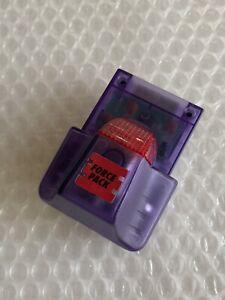 Atomic Purple Nintendo 64 N64 Force Pack Rumble Pak Tremor Atomic Translucent