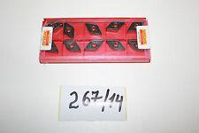 Sandvik Wendeplatten DNMG 15 06 12-KR 3215 DNMG 443-KR 10 Stk. Nr. 267/14