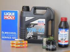 Sistema de mantenimiento HONDA CTX 1300 Filtro aceite bujía Servicio Inspección