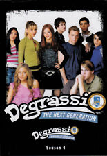 Degrassi The Next Generation - Season 4 New Dvd Boxset