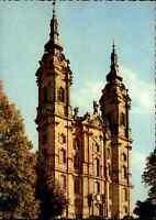 Kirchen Motiv-Postkarte Vierzehnheiligen Basilika Kirche Bayern AK ungelaufen