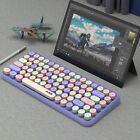Wireless Bluetooth Keyboard Retro Typewriter for MAC iOS Windows PC Laptop ipad