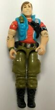 G.I. JOE / 1987 Vintage Action Figure- Hasbro Toys / Law and Order,  M.P. No Dog