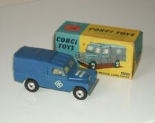 Corgi 416s Land Rover RAC Radio Rescue Complete with Original Box Rare Example