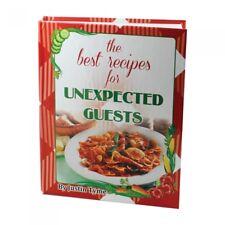 Hand Gun Hider Book Safe Hidden Compartment Best Recipes for Western States