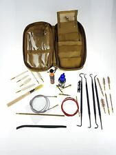 Ultimate gun cleaning kit(50 parts) -  for rifle, pistol, airguns.