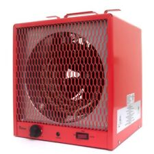 Dr. Infrared Heater DR-988 Garage Shop Heater with 6-30R Plug, Red