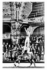 pt7310 - Blackpool , Tower Circus , Bareback Riders  Lancashire - photograph 6x4