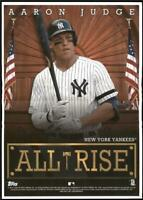 2020 Archives Box Topper Mini Poster  Aaron Judge - New York Yankees