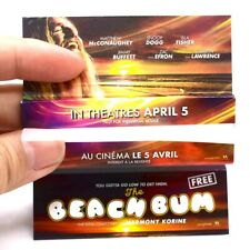 BEA*CN BUM HEMP Rolling Papers 77*45mm 10 Booklets=400 leaves