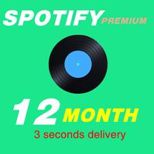 Premium für Spotify™️   Lebenslang   6 Monate Garantie   WELTWEIT
