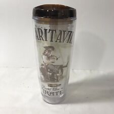 Margaritaville Party Like A Pirate 26 Oz Graphic Tumbler with Lid PBA Free