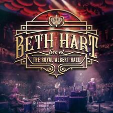 BETH HART LIVE AT THE ROYAL ALBERT HALL 2 CD - PRE RELEASE 30TH NOVEMBER 2018