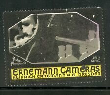 Germany Photography Poster Stamp Erinemann Cameras Dresden Telescope Photo