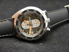 AMAZING MONDIA by Zenith BULLHEAD TRIUMPH  10ATM Chronograph ,eye catcher !!