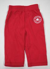 NUEVO All Star Converse Pantalones de Bebé Entrenamiento Shorts NIÑO ROJO gr.6 /