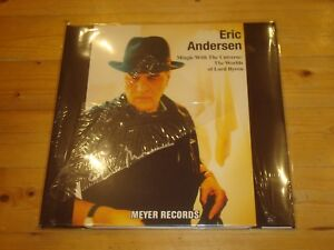 ERIC ANDERSEN Mingle with the Universe Audiophile MEYER 180g LP Signed Signiert
